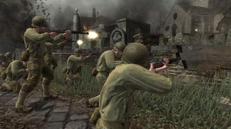 1 - دانلود بازی Call of Duty 3 - ندای وظیفه 3 برای کامپیوتر