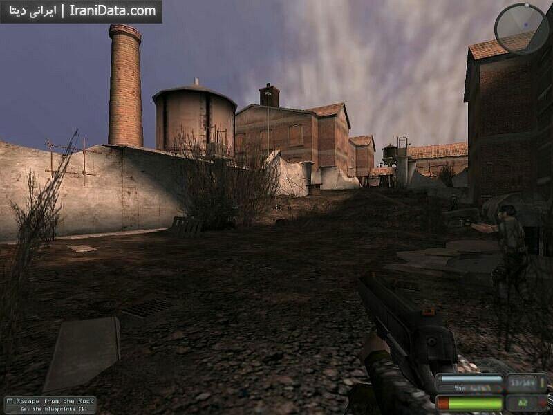 ویرانی 2003
