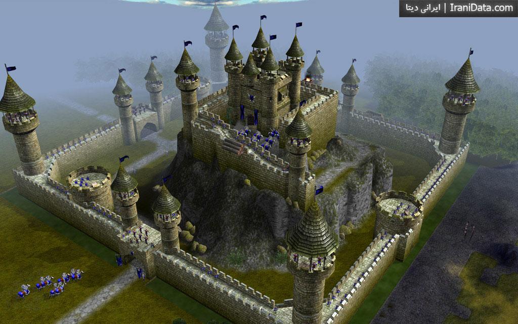 افسانه قلعه