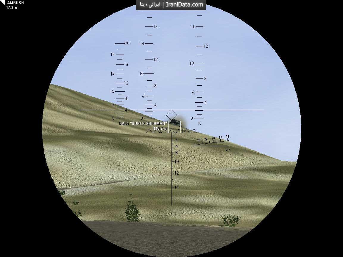 Iron Warriors: T-72 Tank Command