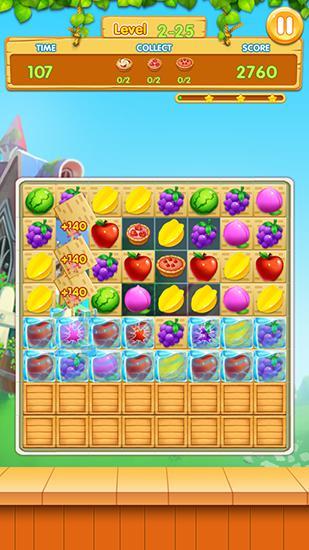 Fruit worlds