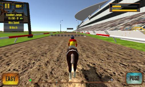 دانلود Horse racing derby quest 2016 - بازی اسب سواری برای اندروید