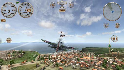 دانلود بازی Sky Gamblers: Storm Raiders v1.0.5 + MOD برای اندروید