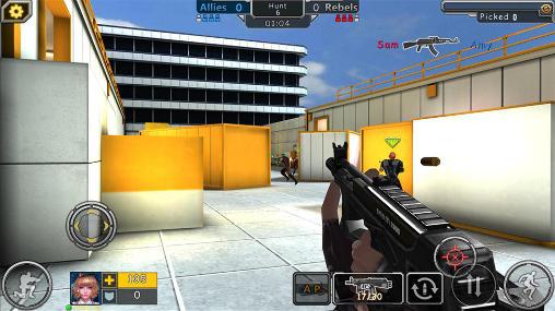 دانلود بازی Crisis Action 1.9.1 (کریسیس اکشن) برای اندروید