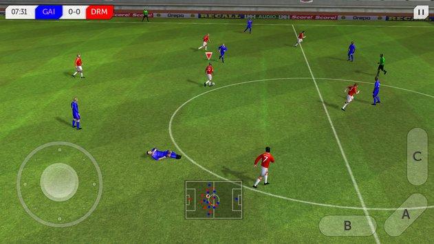 دانلود بازی Dream League Soccer برای اندروید - مدیریت تیم فوتبال