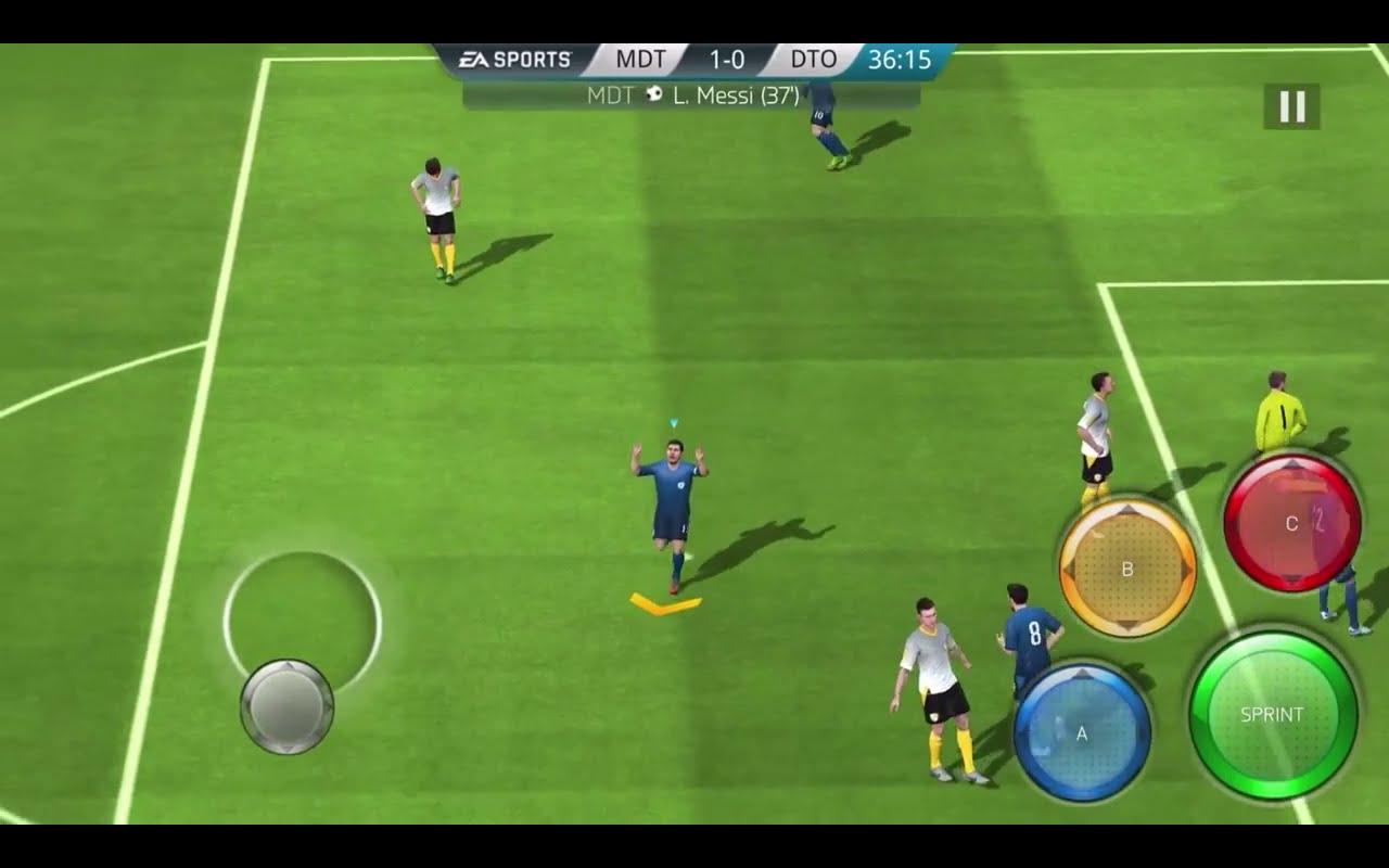 FIFA 16 برای اندروید
