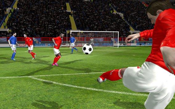 دانلود بازی First Touch Soccer 2015 برای اندروید - فوتبال 2015