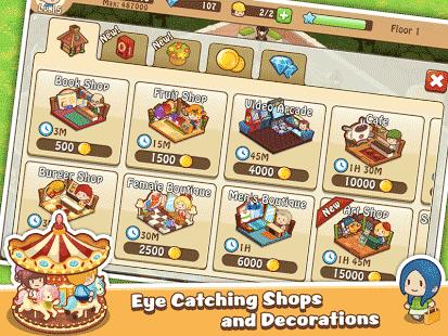 shopping sim