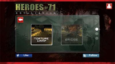 دانلود بازی Heroes of 71 : Retaliation v1.0 اندروید - قهرمانان 71