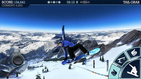 دانلود بازی Snowboard Party برای اندروید - اسکی اسنوبرد