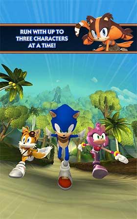 Sonic Dash 2 Sonic Boom